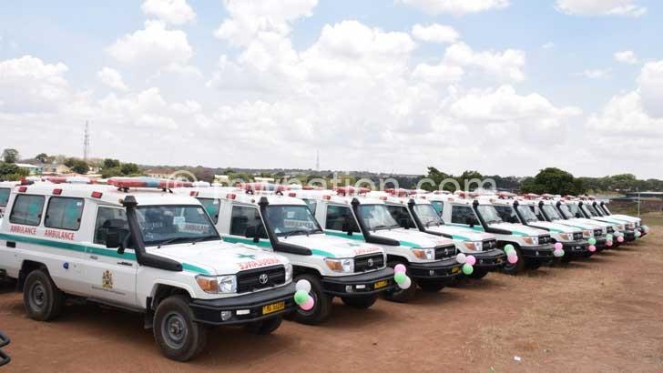 ambulance 1 | The Nation Online