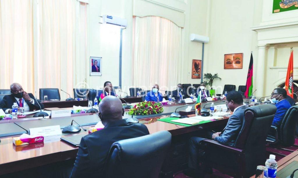 chakwera lungu | The Nation Online