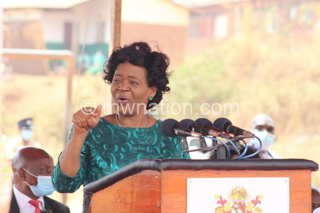 monica chakwera   The Nation Online