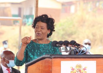 Targeted by fraudsters: Madamme Chakwera