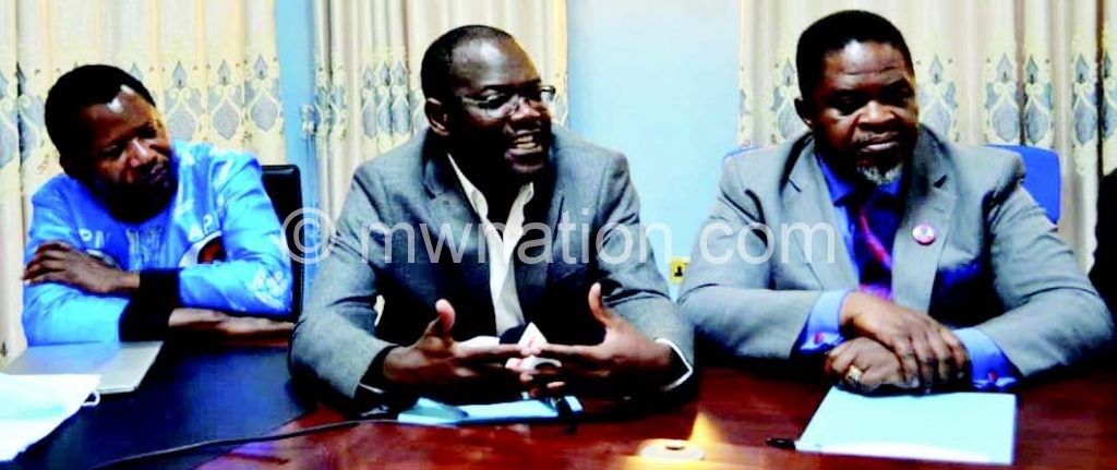 DPP gurus | The Nation Online