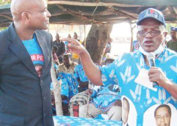 Mpinganjira   The Nation Online