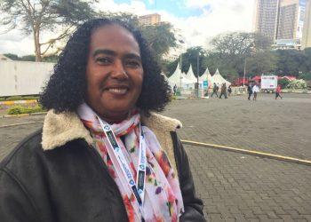 Nalisha Adams IPS coordinator for Africa | The Nation Online