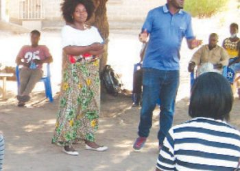 Participants discuss on how to end GBV | The Nation Online