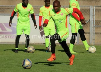 Nyasa Big Bullets gearing up for next season
