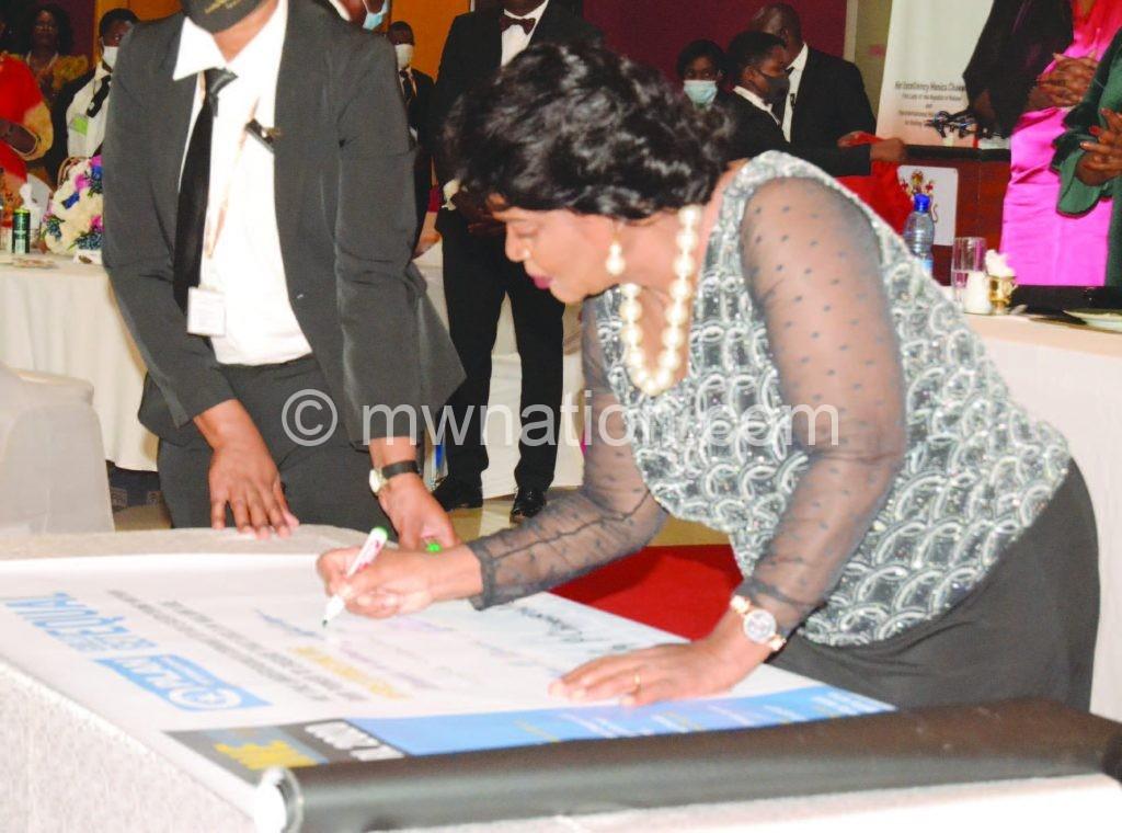 monica chakwera 1   The Nation Online