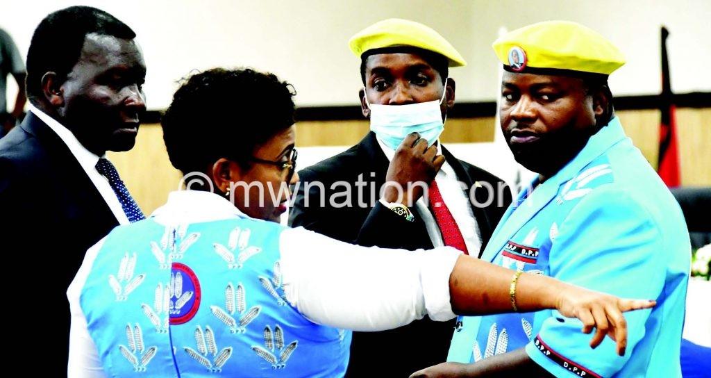 nankhumwa jeffrey | The Nation Online