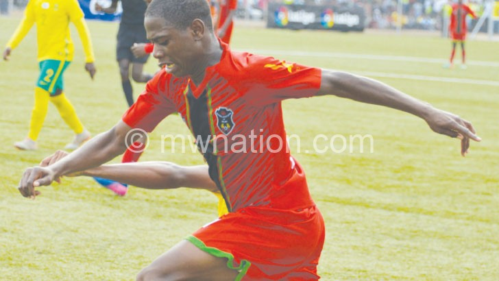 Malawis Dave Tobias   The Nation Online