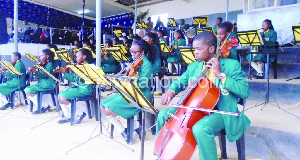 kamuzu academy | The Nation Online