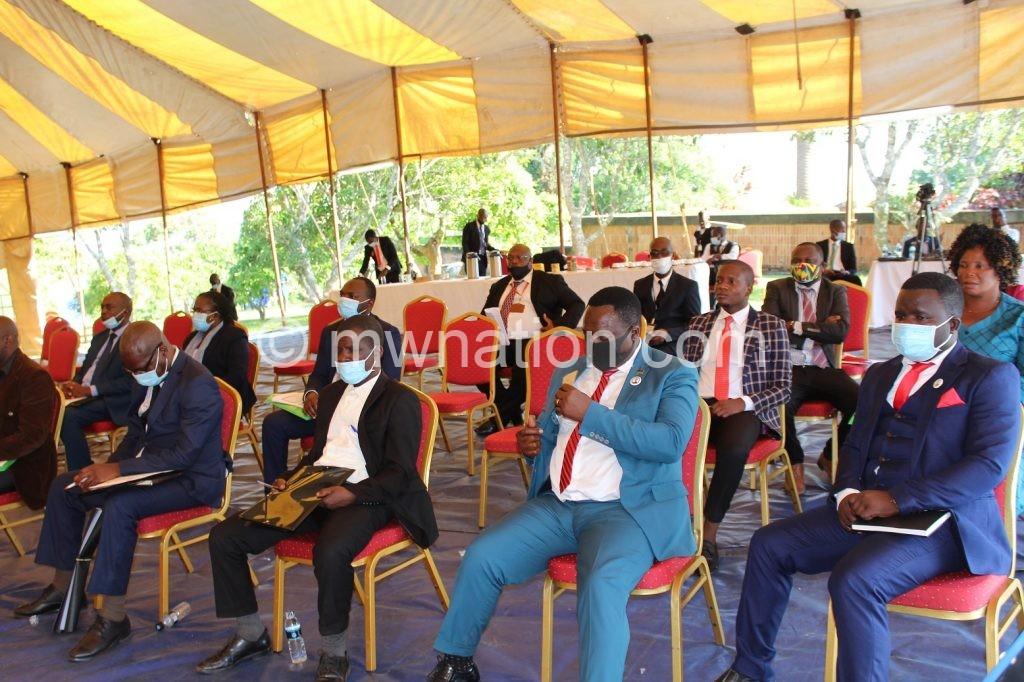 Councillors in Mzuzu Nov 2020 | The Nation Online