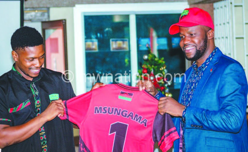 msungama crecket | The Nation Online