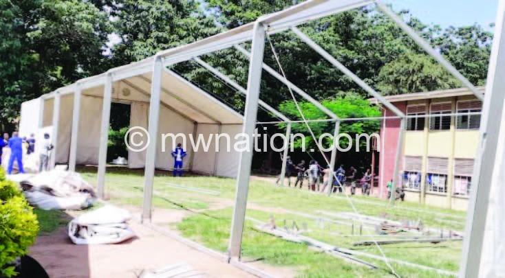 Lilongwe Girls Secondary School 1 | The Nation Online