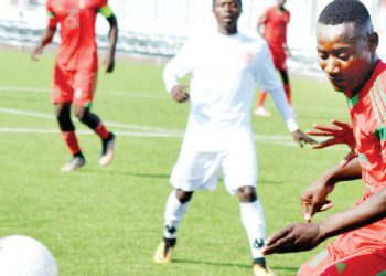 Bokosi's impressive performance in the league has earned him first Flames call up
