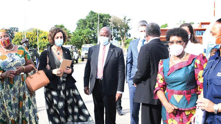 Minister of Health Khumbize Chiponda   The Nation Online