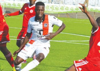 Nomads taking on Bullets in a previous league encounter