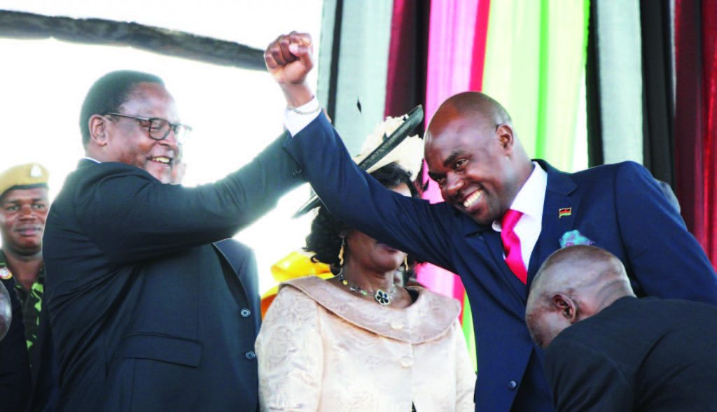 chakwera mkaka   The Nation Online