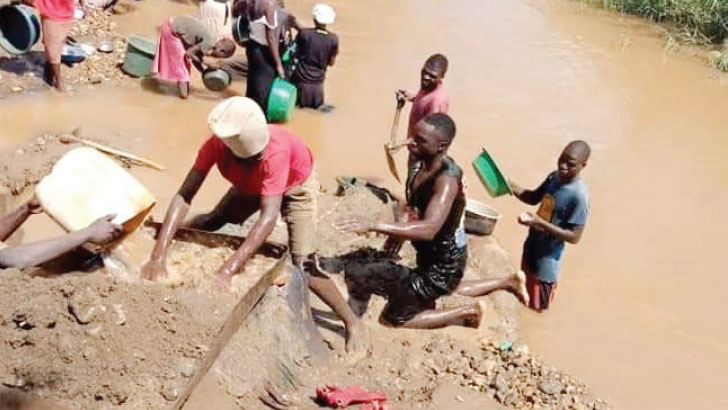 gold mining | The Nation Online
