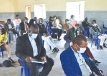 A cross section of the participants | The Nation Online