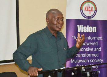 Nice Trust Executive Director Ollen Mwalubunju