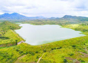 The drought-prone Mpira Dam at a glance