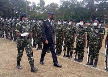 CSO worried with Rwanda training Malawi police officers