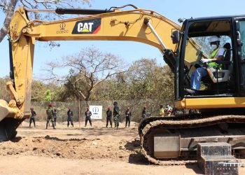 Chakwera launched the 6-lane road project on Tuesday