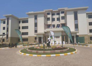 The 46-room Sunbird Waterfront in Salima