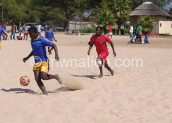 Beach soccer funding to be used for Covid-19 Relief Fund